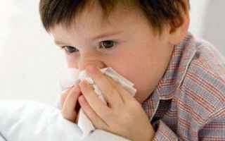 Симптомы полипов в носу у детей и методы их лечения