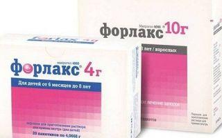 Как применять Форлакс перед колоноскопией и отзывы пациентов о препарате