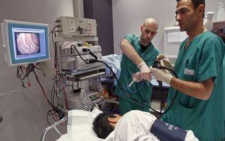 Сравнение колоноскопии кишечника и узи, какой метод исследования лучше?
