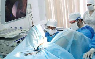 Порядок проведения Гистерорезектоскопии полипа и возможные осложнения