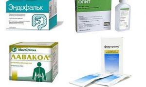 Рейтинг препаратов для очистки кишечника перед колоноскопией по мнению врачей и пациентов