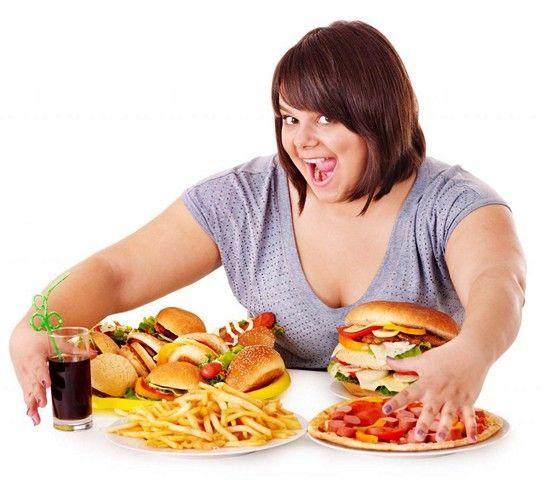 Ожирение и снижение иммунитета